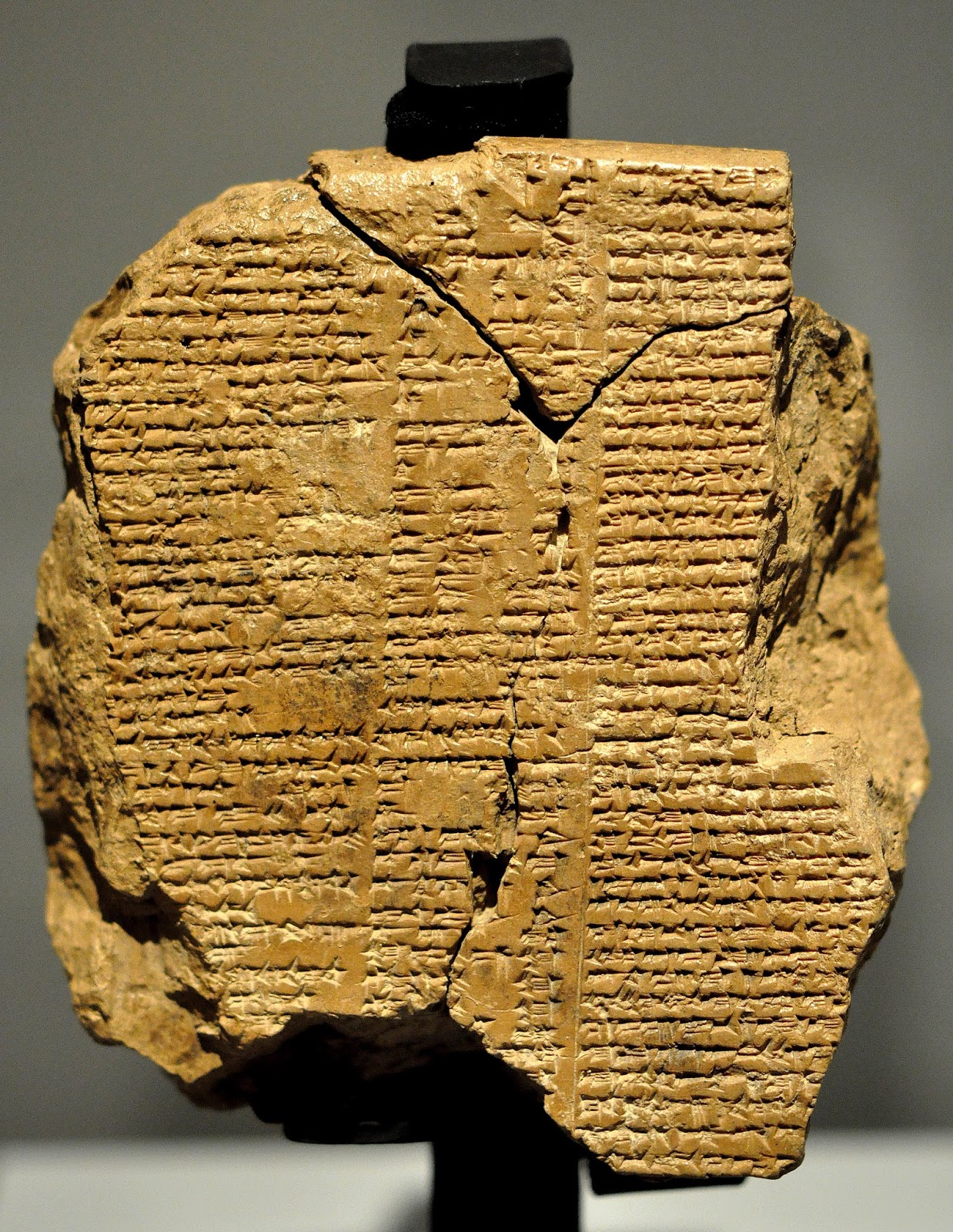 Tablet-Epic of Gilgamesh