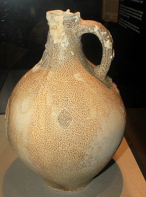 earthenware-jar