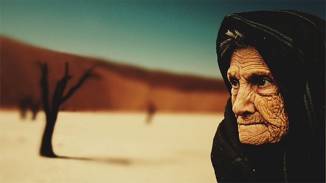 old-woman